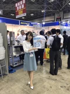 機械要素技術展2018@東京ビックサイト