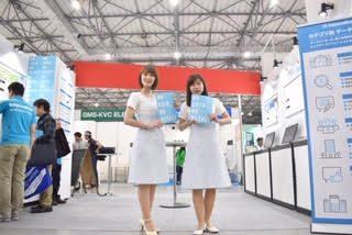Japan IT Week@東京ビックサイト