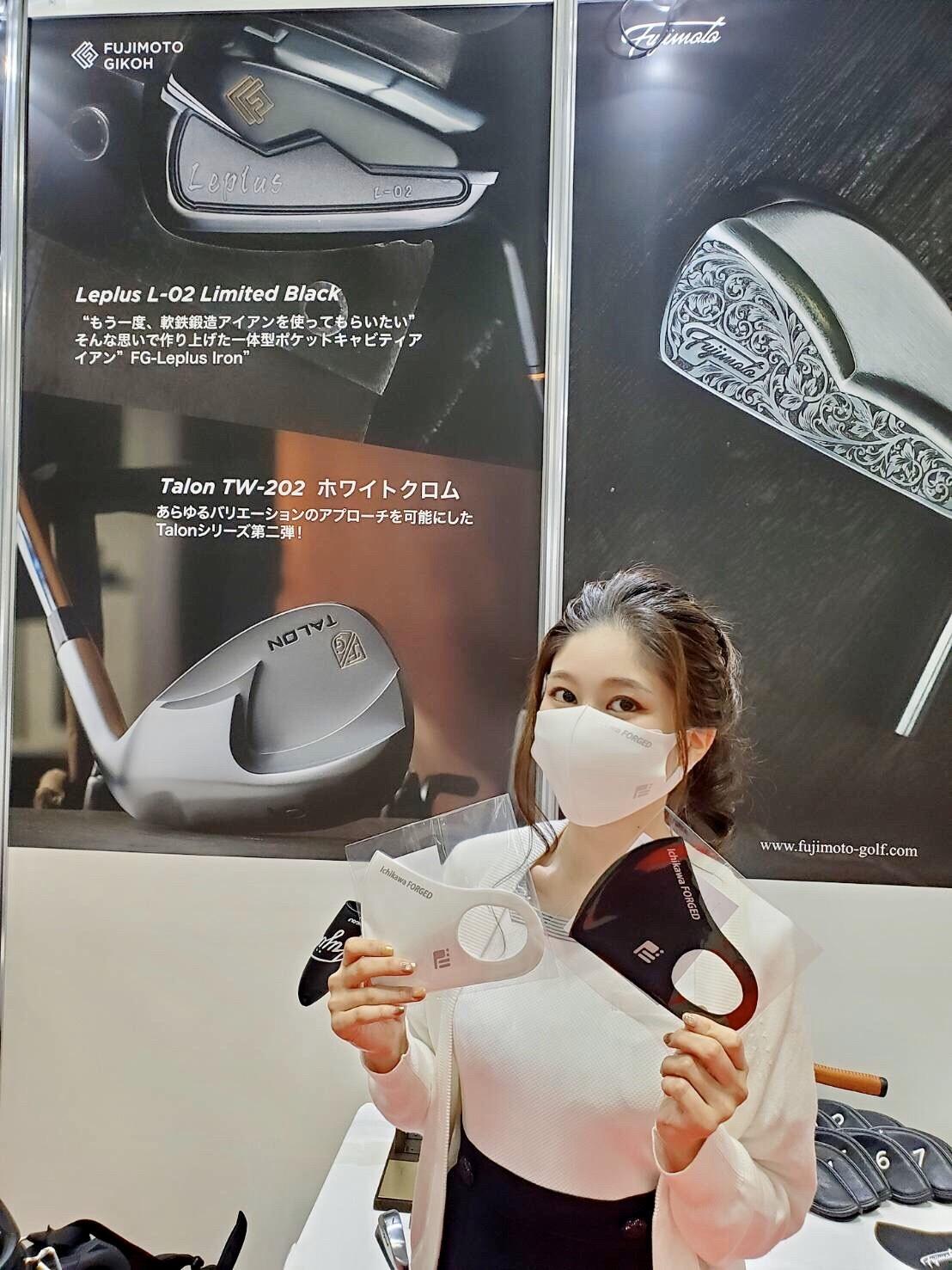 ジャパンゴルフフェア@パシフィコ横浜